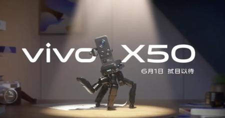 vivo- x50