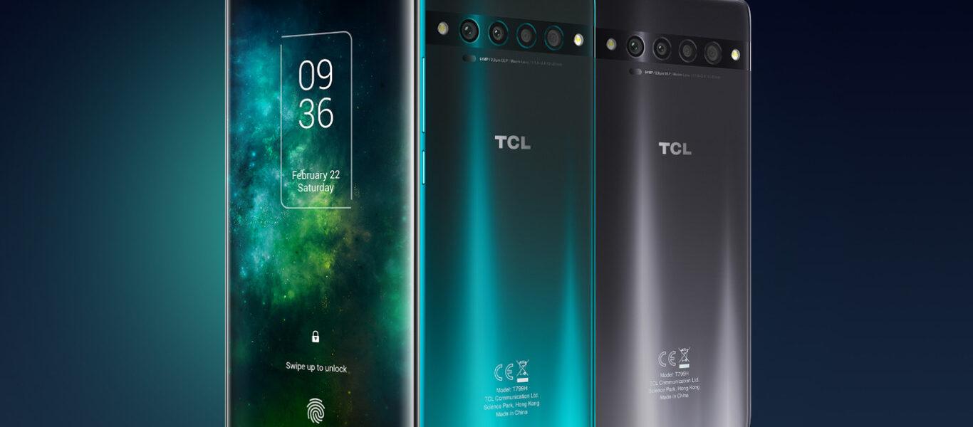 tcl 10 pro-telefonos