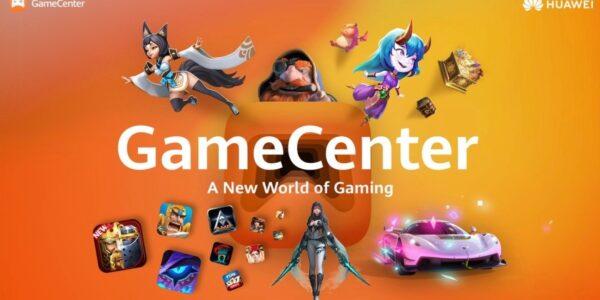 Huawei-GameCenter