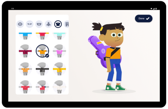 google-space-kids