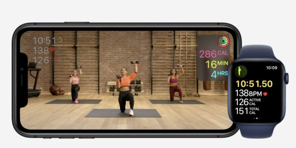 Apple-Fitness+