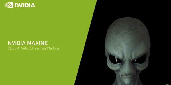 Nvidia-Maxine