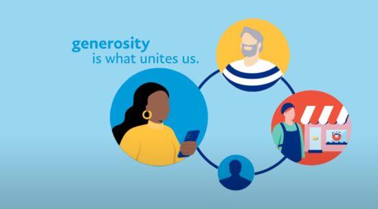 PayPal lanza Generosity Network, su plataforma para donaciones -  Amuletosde.com