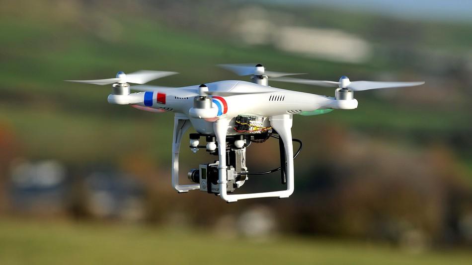 DJI-dron