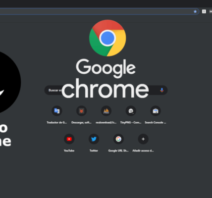 google-oscuro