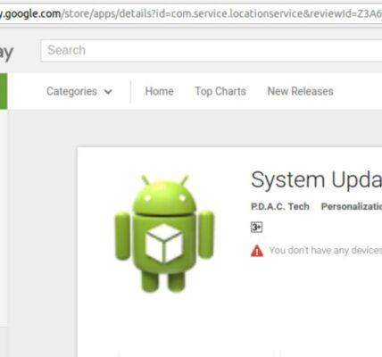 System-Update-Malware